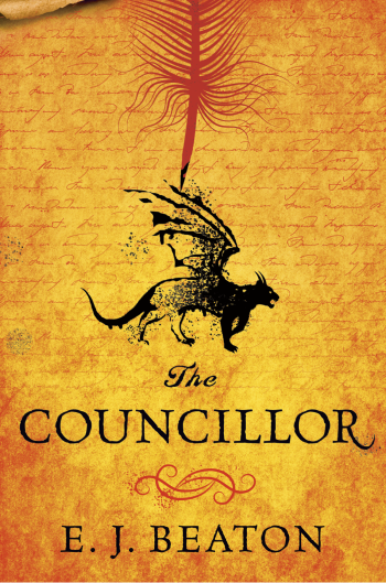The Councillor by E. J. Beaton - Book Cover