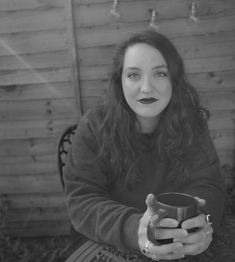 Photo of Tori Bovalino