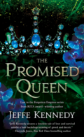The Promised Queen by Jeffe Kennedy - Book Cover