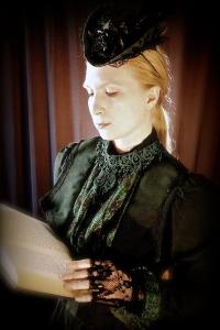 Leanna Renee Hieber as Lizzie Marlowe