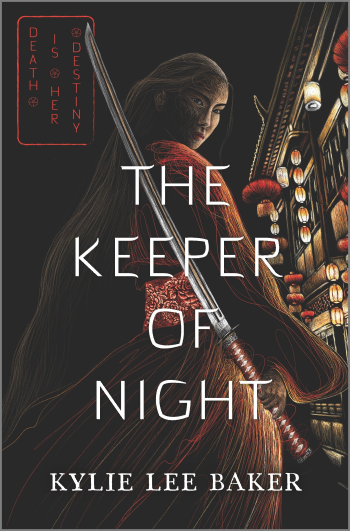 The Keeper of Night by Kylie Lee Baker - Book Cover