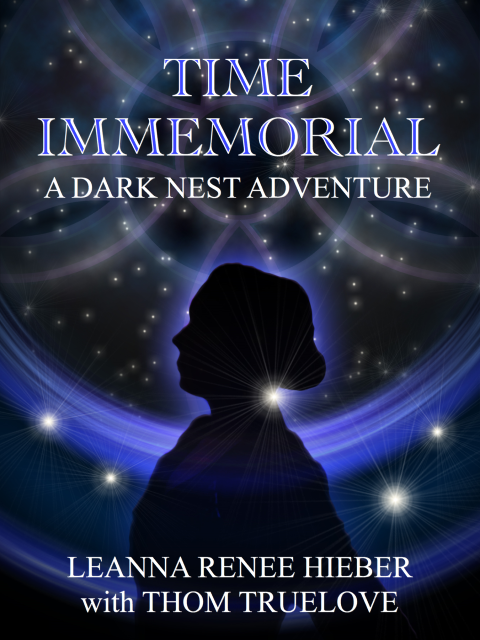 Time Immemorial by Leanna Renee Hieber with Thom Truelove - Book Cover